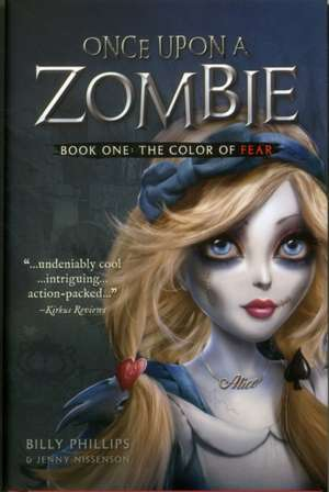 Once Upon a Zombie, Book One