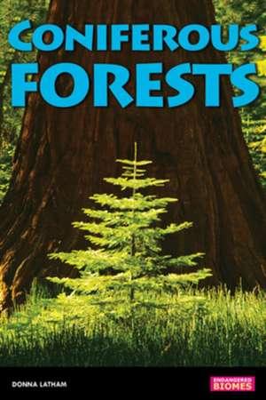 Coniferous Forests de Donna Latham