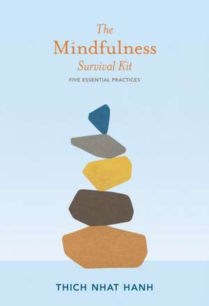 The Mindfulness Survival Kit imagine