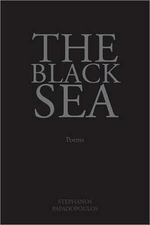 The Black Sea de Stephanos Papadopoulos