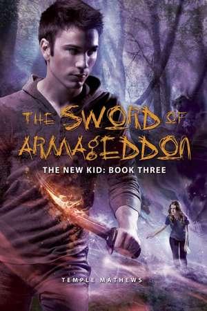 The Sword of Armageddon de Temple Mathews