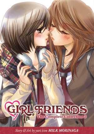 Girl Friends de Morinaga Milk