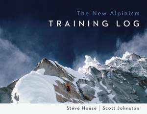 The New Alpinism Training Log imagine
