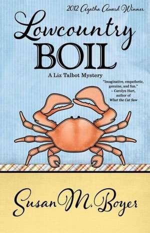 Lowcountry Boil de Susan M. Boyer