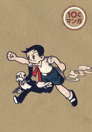 The Mysterious Underground Men de Osamu Tezuka