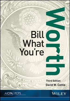Bill What You′re Worth