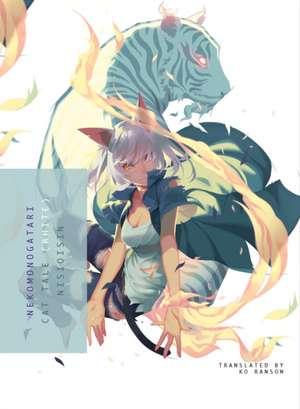 Nekomonogatari (white) de NisiOisiN