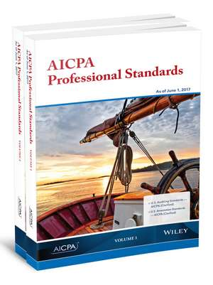 AICPA Professional Standards, 2017, Set