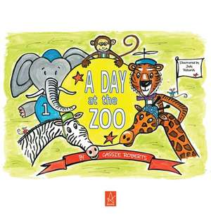 A Day At The Zoo de Cassie Roberts