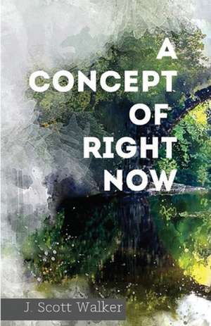 A Concept of Right Now de J. Scott Walker