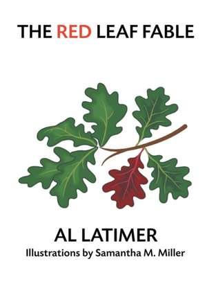 The Red Leaf Fable de Latimer Al