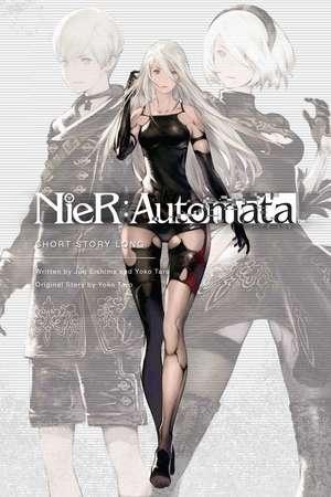 NieR:Automata: Short Story Long de Jun Eishima