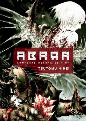 Abara: Complete Deluxe Edition de Tsutomu Nihei