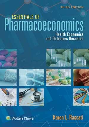 Essentials of Pharmacoeconomics imagine