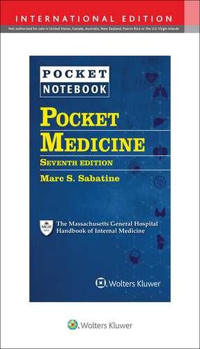 Pocket Medicine imagine