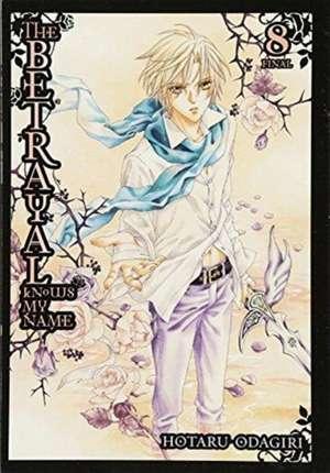 The Betrayal Knows My Name, Vol. 8 de Hotaru Odagiri