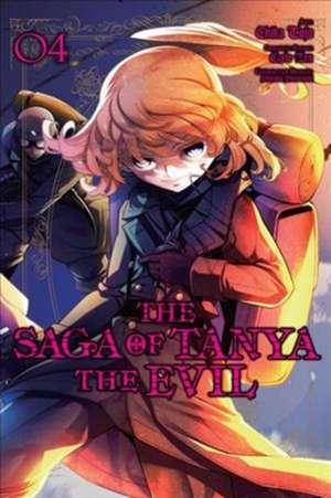 The Saga of Tanya the Evil, Vol. 4 (Manga) de Carlo Zen