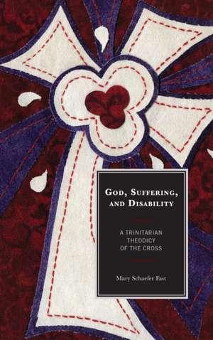 GOD SUFFERING AMP DISABILITY A de Mary Schaefer Fast
