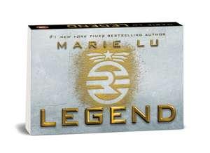 Penguin Minis: Legend de Marie Lu