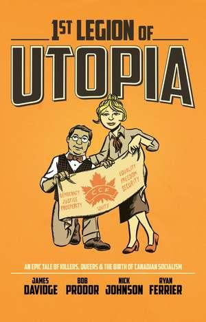 1st Legion Of Utopia de James Davidge