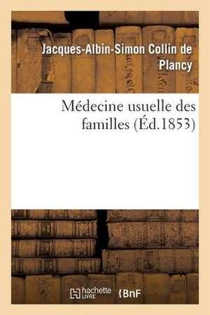 Medecine Usuelle Des Familles