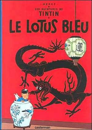 Le Lotus Bleu = The Blue Lotus