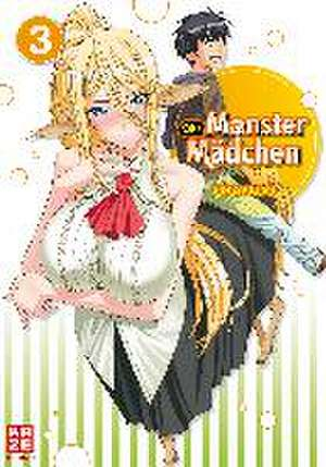 Die Monster Mädchen 03 de  Okayado