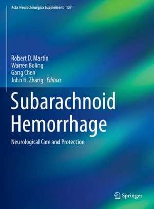 Subarachnoid Hemorrhage imagine