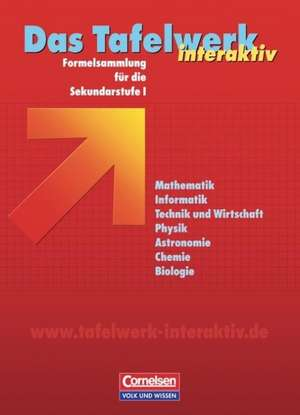 Das Tafelwerk interaktiv / Schuelerbuch / OEstliche Bundeslaender