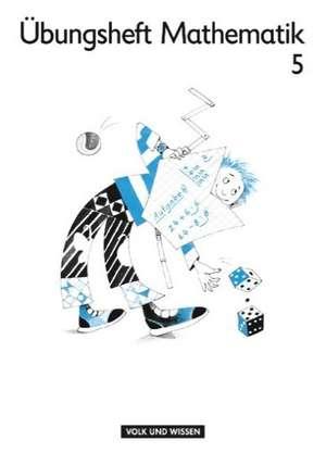 Mein Mathematikbuch 5. UEbungsheft