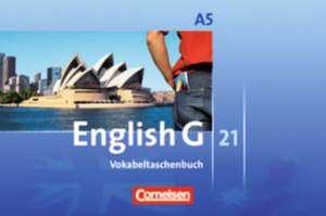 English G 21. Ausgabe A 5. Vokabeltaschenbuch