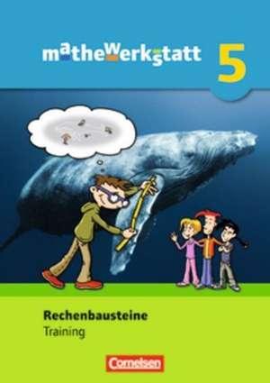 Mathematik im Dialog. Mittlerer Schulabschluss. Rechenwerkstatt 5. Schuljahr. Foerderbuch