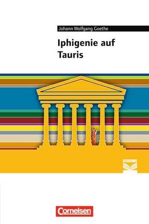 Iphigenie auf Tauris de Johann Wolfgang Goethe