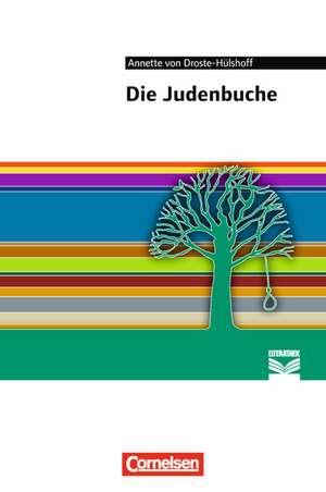 Die Judenbuche de Annette Droste-Hülshoff