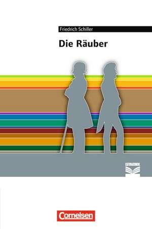 Die Räuber de Friedrich Schiller