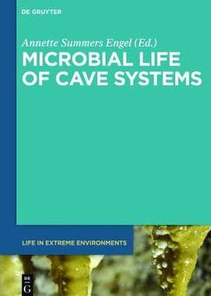 Microbial Life of Cave Systems de Annette Summers Engel