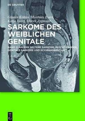 Sarkome des weiblichen Genitale