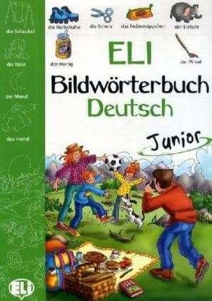 ELI Bildwoerterbuch Deutsch Junior