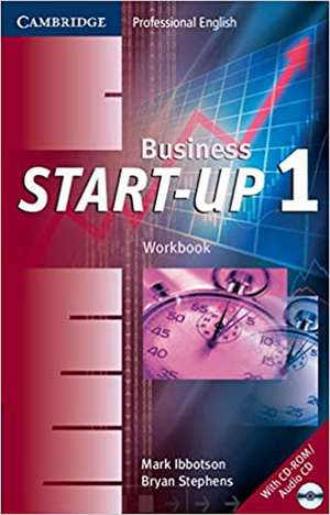Business Start-Up 1 Workbook-mit CD-ROM/Audio CD imagine
