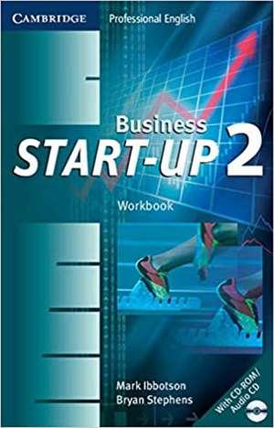 Business Start-Up 2 Workbook-mit CD-ROM/Audio CD imagine