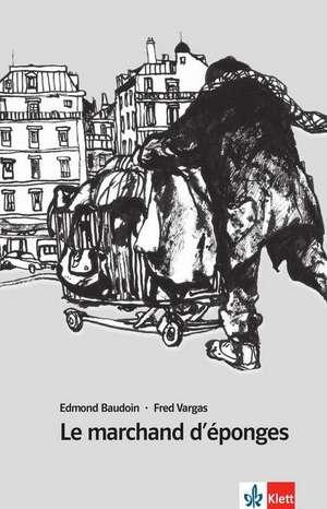 Le marchand d'éponges de Edmond Baudoin