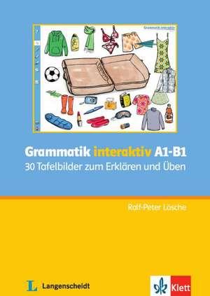 Grammatik interaktiv A1-B1
