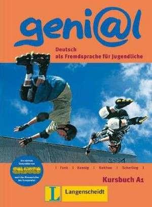 geni@l A1 - Kursbuch A1 de Hermann Funk