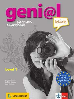 geni@l klick A1 - Workbook A1 de Birgitta Fröhlich