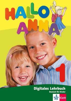 Hallo Anna 1. Lehrerbuch digital auf CD-ROM
