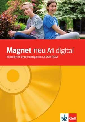 Magnet. Digital A1. Neubearbeitung. DVD-ROM