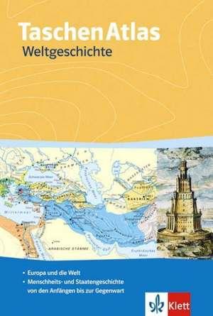 TaschenAtlas Weltgeschichte