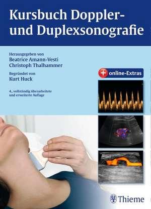Kursbuch Doppler- und Duplexsonografie