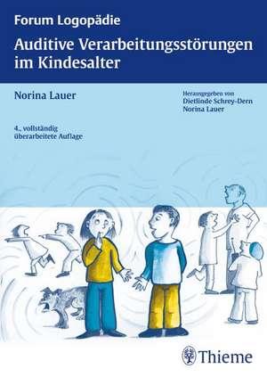 Auditive Verarbeitungsstoerungen im Kindesalter