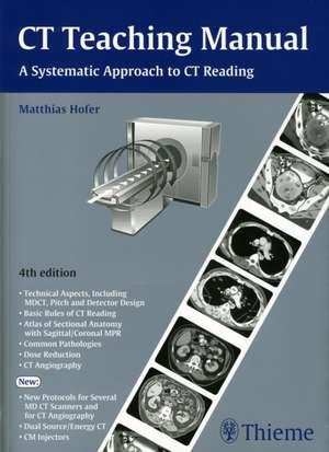 CT Teaching Manual
